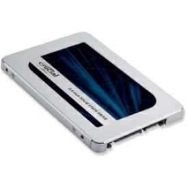 Crucial MX500 CT2000MX500SSD1/JP (2TB SATA600 SSD) 3年保証