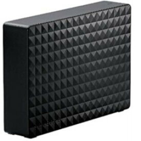 SEAGATE SGD-MX040UBK [ブラック] (USB3.1/USB3.0/USB2.0接続 外付けHDD 4TB)