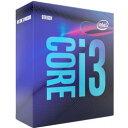 Intel Core i3 9100 BOX (LGA1151 3.60GHz 6MB 65W)[BX80684I39100] CoffeeLake