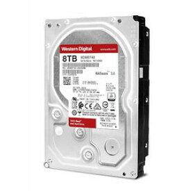 Western Digital 3.5インチ内蔵HDD WD Red WD80EFAX (8TB SATA600 5400rpm) 代理店1年保証