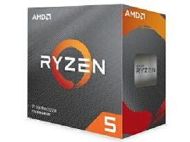 〔AMD CPU〕 AMD Ryzen 5 3500 With Wraith Stealth cooler (6C6T3.6GHz65W) 100-100000050BOX