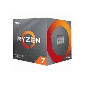 AMD Ryzen 7 3700X 100-100000071BOX [3.6-4.4GHz/8C/16T/AM4] 第3世代Ryzenプロセッサ Ryzen 7 3700X w/Wraith Prismクーラー