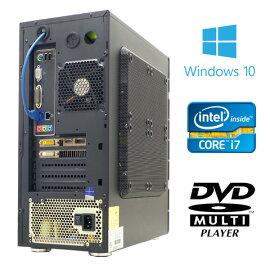 中古デスクトップパソコンMouse中古パソコン最大4画面出力3Dゲーム対応G-tuneNG-im550SA-7-W7Corei716GBメモリDVDマルチWindows10GTX760WPSOffice付き【中古】【送料無料】