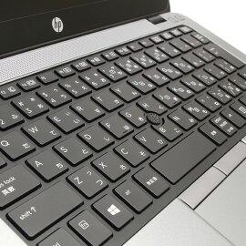 中古ノートパソコンHP中古パソコンウルトラブックEliteBook820G1Corei54GBメモリ12.5インチWindows10WPSOffice付き【中古】【送料無料】