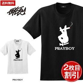送料無料 大きいサイズ メンズ Tシャツ 半袖 Tシャツ XL XXL XXXL 半袖Tシャツ デザイン プリント Tシャツ 半袖 かっこいい おしゃれ 人気 安い ブランド ビッグサイズ ビッグシルエット ビッグシルエットtシャツ プレイボーイ ホワイト 白 黒 ブラック ビッグtシャツ