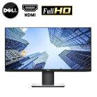 液晶モニター 中古 HDMI 24インチ 23.8インチ ワイド液晶 ディスプレイ 現行モデル DELL プロフェッショナルシリーズ P2419H フルHD 極薄ベゼル 液晶モニタ 画面回転 高さ調整 チルトVESA R-t-22w
