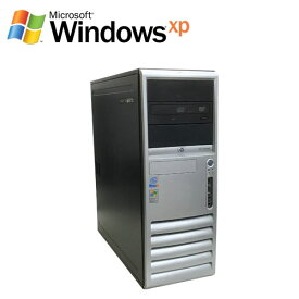 WindowsXP Pro HP Compaq Business Desktop dc7100 MT Pentium4 3.0 メモリー1GB HDD500GB DVD-ROM デスクトップパソコン 中古パソコン dt-046