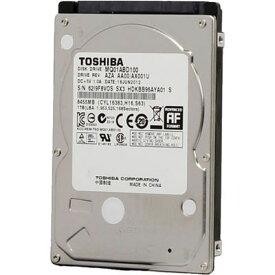 TOSHIBA MQ01ABD100 [1TB/2.5インチ/9.5mm/5400rpm/SATA ] MQ01ABDxxx/バルク品(安心の10ヶ月間保証)