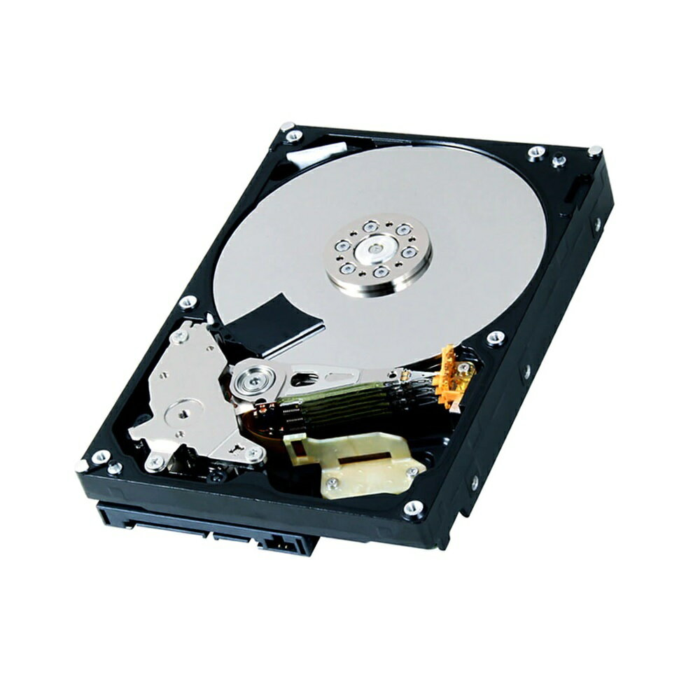 TOSHIBA DT01ACA200 [2TB/3.5インチ内蔵ハードディスク] [7200rpm] / SATA 6Gb/s/ バルク品(安心の10ヶ月間保証)