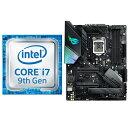 [パーツセット] Intel Core i7 9700K BOX + ASUS ROG STRIX Z390-F GAMING セット