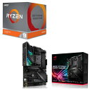 [パーツセット]AMD Ryzen 9 3900X BOX + ASUS ROG STRIX X570-F GAMING セット