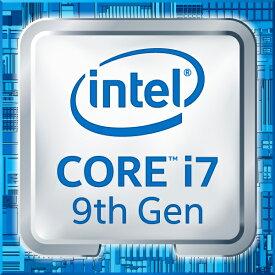 Intel Core i7 9700 BX80684I79700 [3.0 GHz-4.7 GHz/8C/8T/LGA1151] 第9世代インテルCore i7 プロセッサー