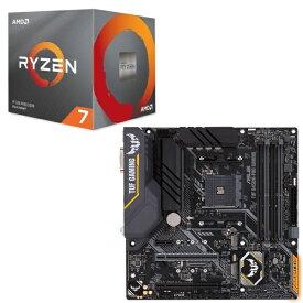 [パーツセット] AMD Ryzen 7 3700X BOX + ASUS TUF B450M-PRO GAMING セット