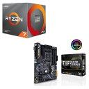 [パーツセット] AMD Ryzen 7 3700X BOX + ASUS TUF B450-PRO GAMING セット