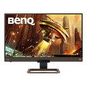 BenQ EX2780Q 27型 ゲーミング液晶ディスプレイ DisplayHDR400に対応、144Hzのリフレッシュレート
