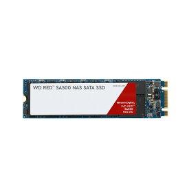 新製品 Western Digital WDS100T1R0B 1TB M.2 SSD WD Red SA500 NAS SATA SSDシリーズ