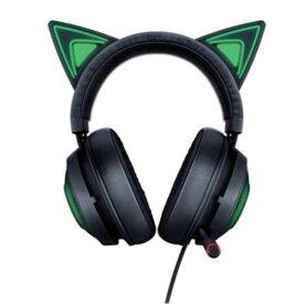 【Gaming Goods】Razer Kraken Kitty Black / RZ04-02980100-R3M1 USBゲーミングヘッドセット ブラック