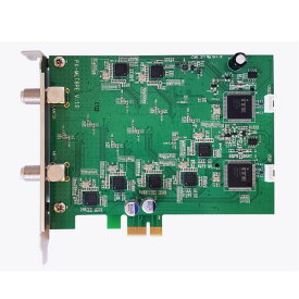 PLEX PX-MLT8PE 8ch同時に視聴/録画対応 TVチューナー 地デジ・BS・CS対応