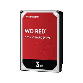Western Digital WD30EFAX-RT [3TB SATA600 5400] 3.5インチ ハードディスク WD Redシリーズ