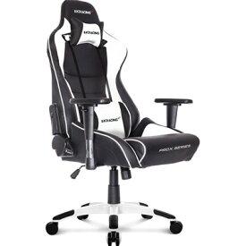 【Gaming Goods】AKRacing ゲーミングチェア Pro-X V2 Gaming Chair (White) 高耐久PUレザー素材を張地に採用 Pro-X V2シリーズ