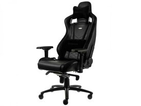 【Gaming Goods】noblechairs EPIC / NBL-PU-BLA-003 ゲーミングチェア ブラック