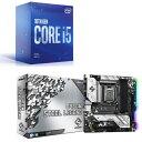 [パーツセット] Intel Core i5 10400F BOX + ASRock B460M Steel Legend セット