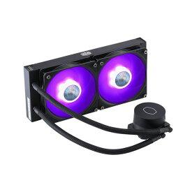 Cooler Master MasterLiquid ML240L V2 RGB / MLW-D24M-A18PC-R2 RGB LED搭載一体型水冷CPUクーラー
