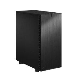 Fractal Design Define 7 Compact Solid FD-C-DEF7C-01 新たな設計による、優れた機能性をコンパクトに収めたミドルタワー型PCケース