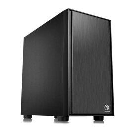 Thermaltake Versa H17 CA-1J1-00S1NN-00 コンパクトながら高い拡張性とメンテナンス性を実現 ミニタワー型PCケース