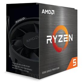 AMD Ryzen 5 5600X BOX AMD Ryzen 5000 シリーズ デスクトップ・プロセッサー