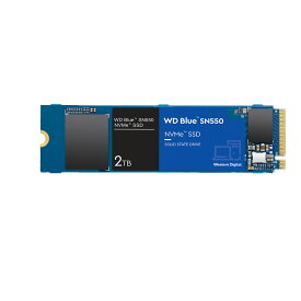 Western Digital WD Blue SN550 NVMe SSD WDS200T2B0C WD Blue SN550 NVMe SSD シリーズ