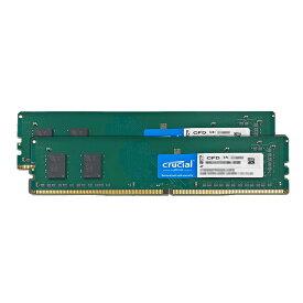 CFD W4U2666CM-8GR CFD Selection メモリ スタンダードシリーズ DDR4-2666 デスクトップ用 2枚組