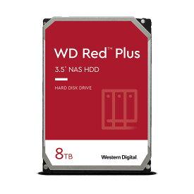 Western Digital WD80EFBX 8TB WD Red Plus NAS HDD シリーズ 3.5インチ SATA