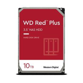 Western Digital WD101EFBX 10TB WD Red Plus NAS HDD シリーズ 3.5インチ SATA