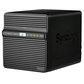 Synology DS420j DiskStation DS420j クアッドコアCPU搭載多機能4ベイNASキット