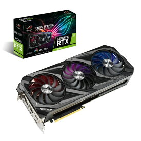ASUS ROG-STRIX-RTX3080-O10G-V2-GAMING GeForce RTX 3080搭載 グラフィックスカード