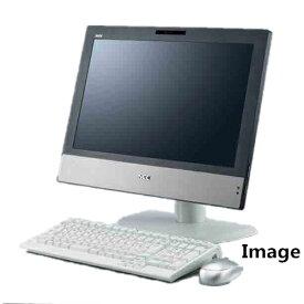 中古パソコン【Windows 10】NEC 一体型PC MGシリーズ Core i5 第4世代 4570s 2.9G/メモリ4GB/新品SSD 120GB/DVD-ROM/無線有/20インチワイド