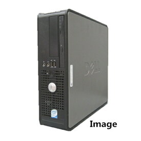 【送料無料】【Office付】【Windows XP Pro搭載】DELL Optiplex 745 755 760等 Core2Duo 2.2G/2G/80GB/DVD-ROM【中古】【中古パソコン】【中古デスクトップパソコン】【中古PC】【即納】【USED】【安心保証】