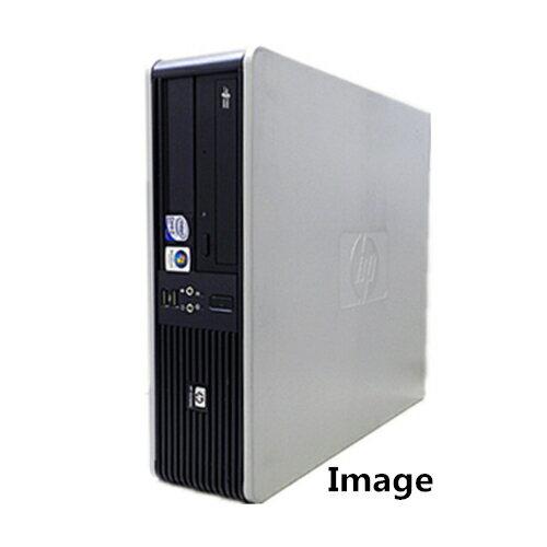 中古パソコン 中古デスクトップパソコン【Windows 10 Home MAR搭載】HP dc5800 SFF Core2Duo 2.2G〜/メモリ4GB/HDD 160GB/DVD-ROM
