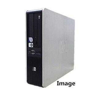 中古パソコン中古デスクトップパソコン【Windows10HomeMAR搭載】HPdc5800SFFCore2Duo2.2G〜/メモリ2GB/HDD160GB/DVD-ROM