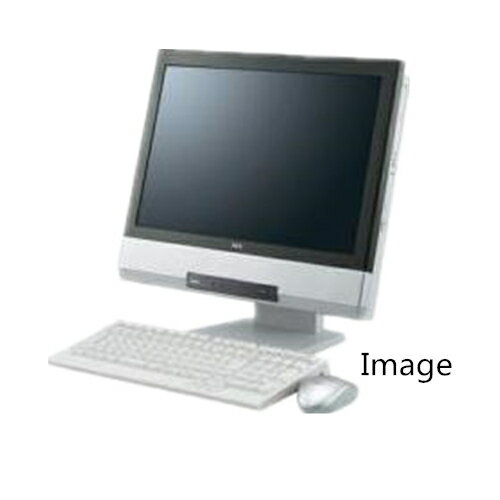 中古パソコン【Windows 10】NEC一体型PC MG-B Core i5 460M 2.53G/メモリ4GB/160GB/DVD-ROM/無線有/19インチワイド大画面