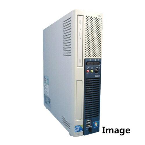 中古パソコン Windows 10 Home デスクトップパソコン【無線有】NEC ME-A Core i5 650 3.2G/2G/160GB/DVDスーパーマルチドライブ