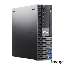 中古パソコン ポイント10倍【マイクロソフト Microsoft Office Personal 2013付】【Windows 10 Pro】【オプション色々有】DELL Optiplex 980 Core i5 650 3.2G/4GB/160GB/DVD-ROM