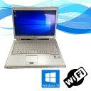 中古ノートパソコン【Windows 10 Home】東芝 dynabook M40 186C/3W Celeron 540 1.86G/メモリ2G/80GB/DVDスーパーマル…