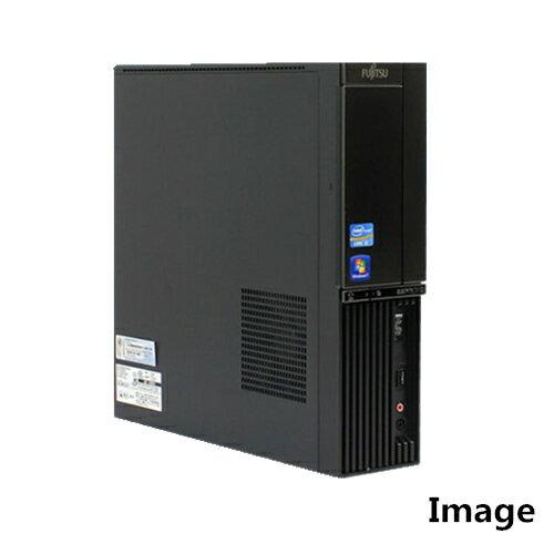 中古パソコン 中古デスクトップパソコン【Windows 10 搭載】富士通 ESPRIMO DH54/D Core i3 2100 3.1G/4G/1TB/DVDスーパーマルチドライブ/無線有