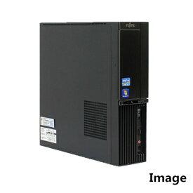 中古パソコン 中古デスクトップパソコン【Windows 10 搭載】富士通 ESPRIMO DH54/H Core i5 3450 3.1G/4G/2TB/DVDスーパーマルチドライブ/無線有