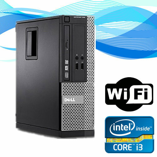 中古パソコン デスクトップ Windows10【オプション色々有】【Office付】【無線WIFI有】【Windows 10 Pro 64Bit搭載】DELL Optiplex 390 Core i3 2120 3.3G/4G/250GB/DVD 送料無料 中古PC デスクトップPC デスクトップパソコン 中古デスクトップPC win10