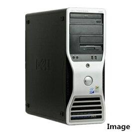 【中古パソコン WindowsXP】【Core2Duo搭載】【Windows XP Pro搭載】【WPS Office】DELL Precision 390 Core2Duo 2.66G/4G/320GB/DVD-ROM【中古】【中古パソコン】【中古デスクトップパソコン】【中古PC】