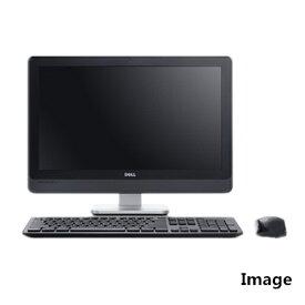 中古パソコン ポイント10倍【マイクロソフト Microsoft Office Personal 2013付】【Windows 10 Pro】【オプション色々有】DELL OptiPlex 9010 All In One 一体型 23インチワイド液晶 Core i3 3220 3.3G/メモリ4G/新品SSD 240GB/DVDスーパーマルチドライブ/HDMI/送料無料