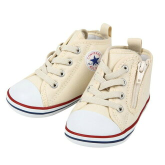 Converse CONVERSE baby all-stars shoes sneakers (BABY ALL STAR N Z first shoes shoes baby gift birthday baby present red white black) [for the child] [impossibility]